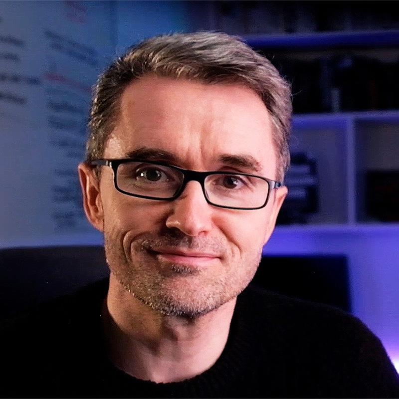 Internet Marketing consultant Ed Rivis